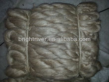 Raw Jute Fiber Jute Yarns