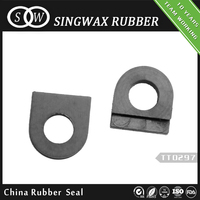 High quality custom sealing different color rubber D ring