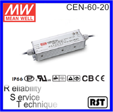 CEN-60-20 Single Output meanwell 60W 20V LED Power Supply