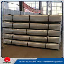 galvanized galvalume alu zinc steel roofing corrugated sheet