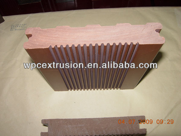 Made in China Fireproof Durable Wpc Solid Decking Extrusion Tool for Makers of Floorings