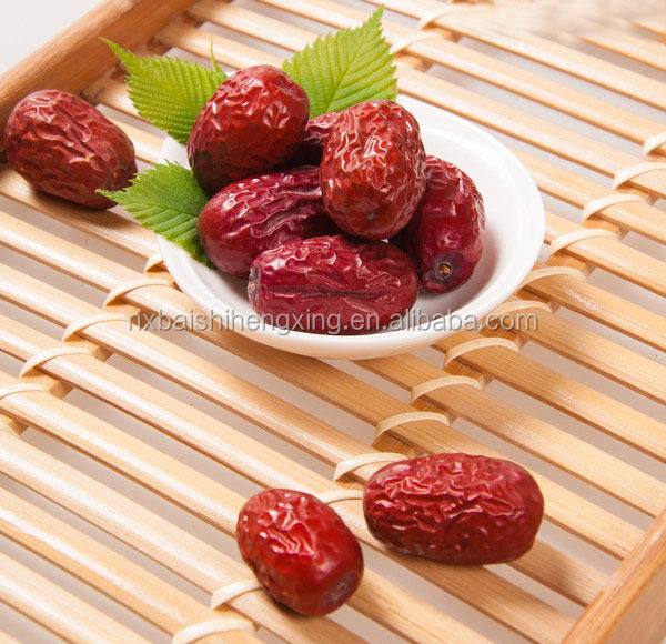 Jujube chinese red dates fresh jujube fruit