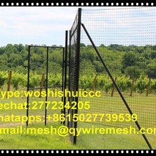 fixed knotted game fence cattle fence machine deer farm fencing