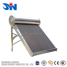 Stainless steel Non-pressurized Solar house Water Heater