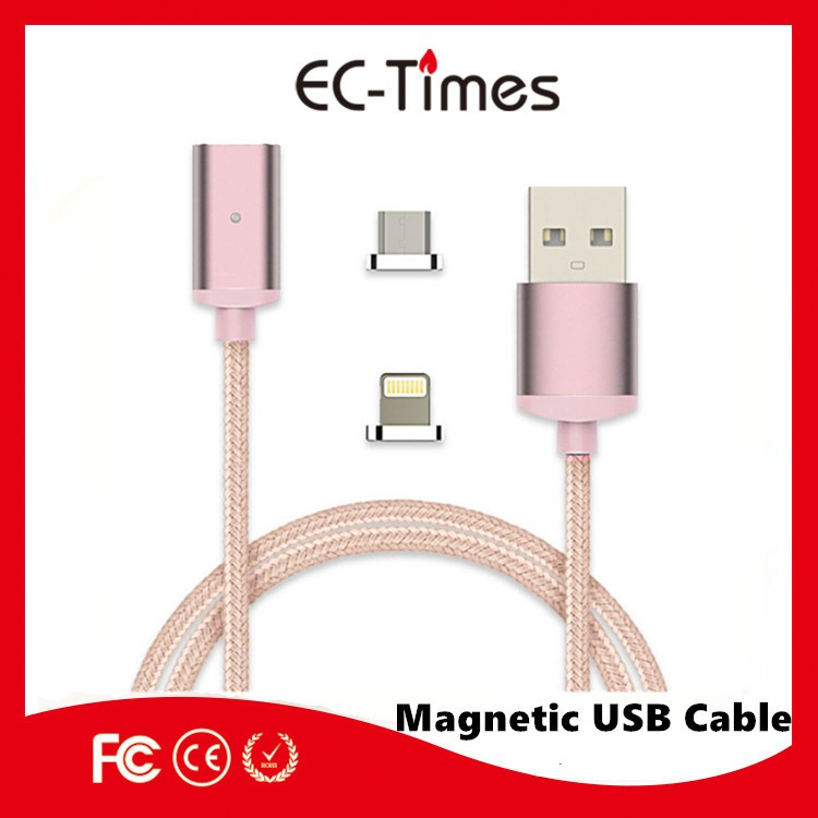 High quality magnetic charging usb cable android