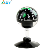 Jaxy power New design Mini ABS 38mm car sucker guide ball with environmental sucker, car sucker compass