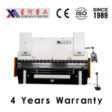 WC67K-100T/2500 cnc press brake/sheet metal bending machine for 8 ft /10ft door frame with E21 controller