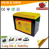 Hight capacity tester 12v 24v 40ah Dry lead acid rechargeable battery type