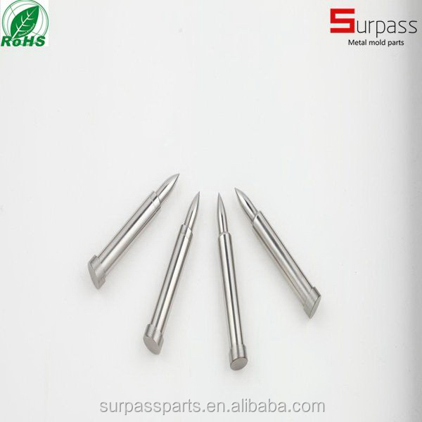 Excellent Performance provide free sample dme standard oil groove guide pins
