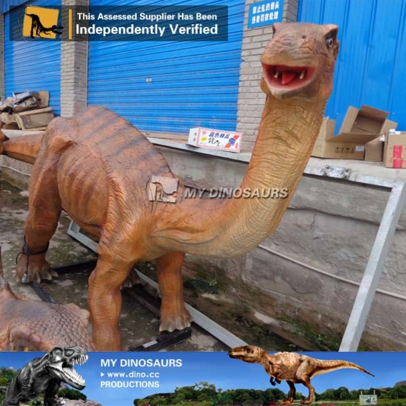 My-dino A amusement park outdoor dinosaur scale model christmas decorations