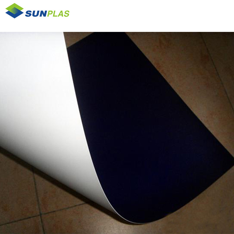 ABS Double color plastic sheet for fan blades