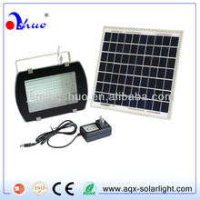 54LED Solar LED Flood Light Systems With Adaptor