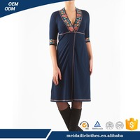 High Quality Ladies Casual Traditional Party Simple Dresses Latest Party Dress Designs For Ladies