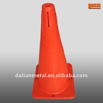 America market hot selling traffic cone,rubber traffic cone,PE traffic cone