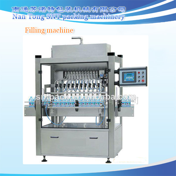 hot sale & high quality e liquid bottle filling capping labeling machine With Long-term Service