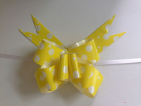 Most popular design star bow ribbon for gift manufacture