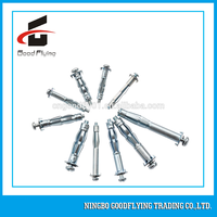 building construction/expansion screws/ hollow wall anchor