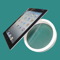 Acrylic Display Camera/Mobile/Tablet Stand Security Pull Box