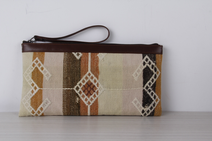 Kilim Bag - Woman Bag - Clutch Bag