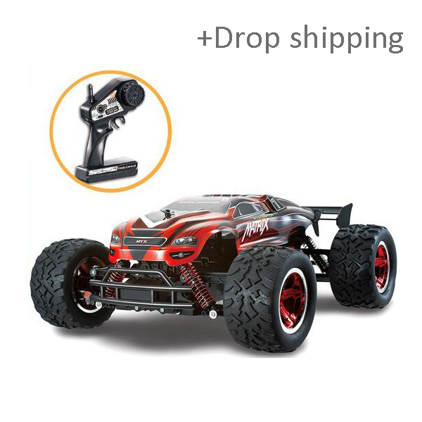 2.4G High Speed big wheels Remote Control Rc Car with drop shipping service-skype: colsales09