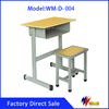 Classroom Table and Chair Primary School Used Study Desk and Chair