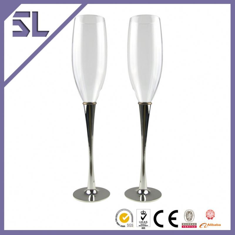 Wedding Champagne Flutes Frequent New Items Champagne Glass Set Orm Contemporary Design Supplier