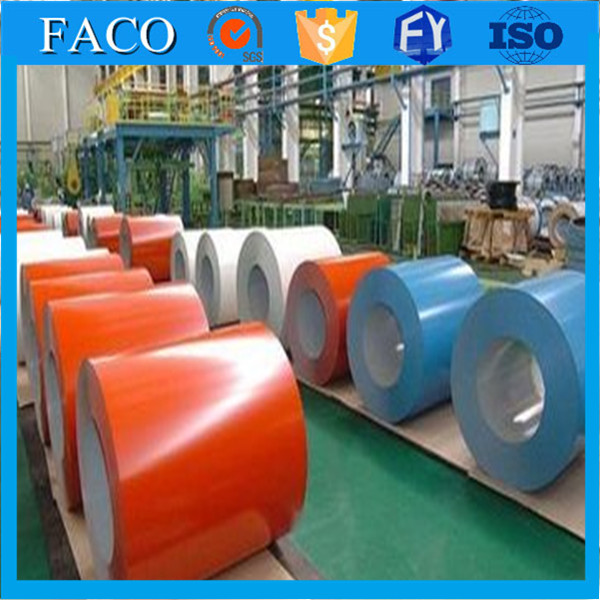 FACO Steel Group steel coil slitting machine factory galvanized sheet coils