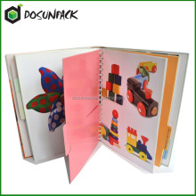 Custom hot sale Hardcover children's book