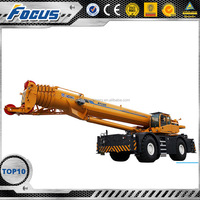 Low cost Xcmg rough terrain crane price of mobile crane RT150
