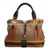 Women's Business Shoulder Tall Leather Tote Bag Handbag HD19-176