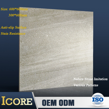 Latest italian anti skid white gres split face hexagon exterior wall and kitchen imitation stone porcellanato vitrified tile