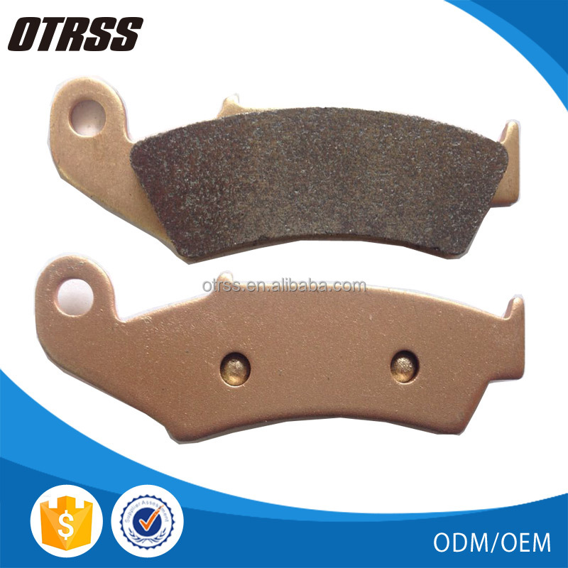 Front and Rear Brake Disc Pads For HONDA CR 125 CR 250 XL XR 250 CR 500 XR 600