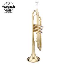 china factory TAISHAN 801 High quality customized colored natural trumpet