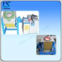 copper /aluminum /cast iron/ steel scrap melting small induction melting furnace made in china