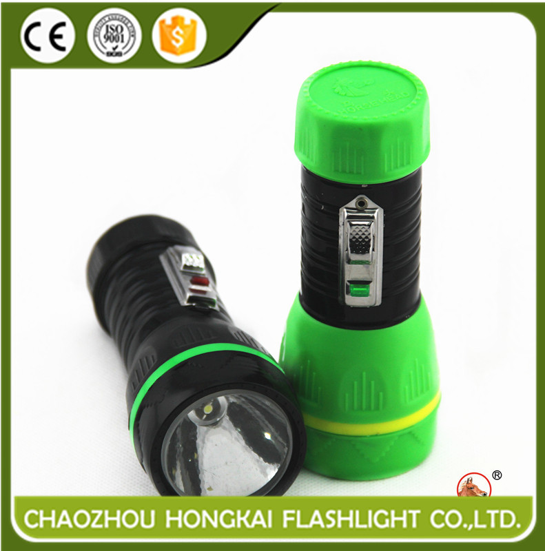 2017 NEW DESIGN DRY BATTERY Flashlight smallest led light