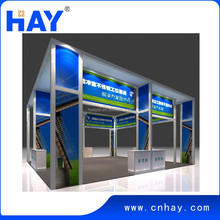 Custom exhibition booth contractor from Shanghai