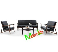 new design leather sofa for living room