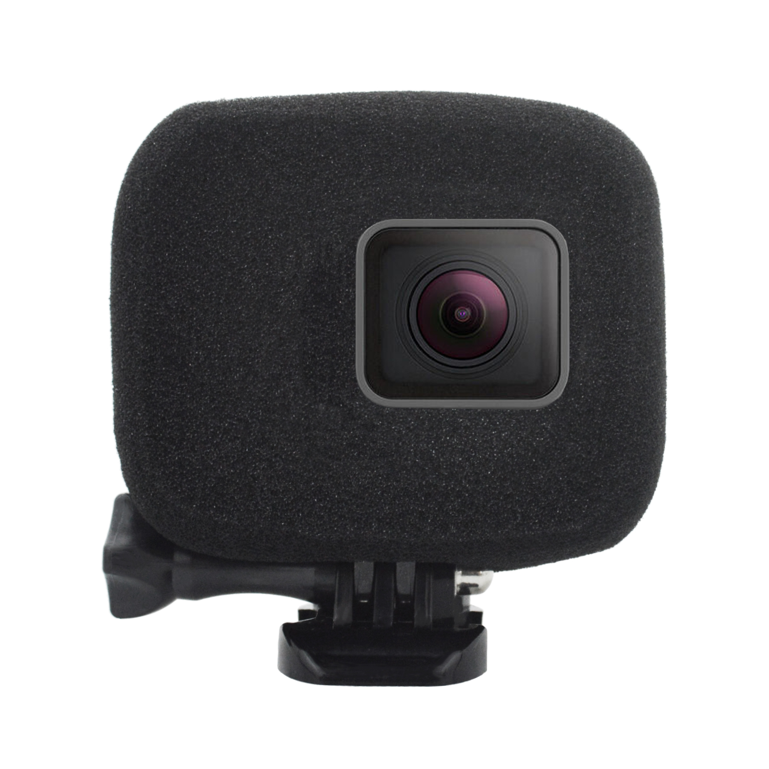 Anti Wind Noise Reduction Windshield Cover For Go pro Windproof Cover For Gopros heros 5 or 6