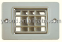 Hot selling air vent outlet made in china HR-H-038