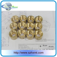 Precision machining brass shaft,cnc metal parts,cnc auto parts