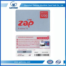 High Quality Full Color Printing Prepaid Calling Card