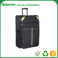 2015 hot selling luggage bag trolley bag carry on luggage manufacturer