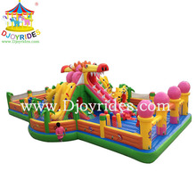 commercial kids bouncy castle jumping castles inflatable water slide