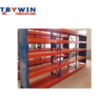 Warehouse Wire Shelving Rack Racking System Grocery Shelves for Sale Make in China