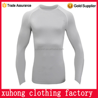 lycra t shirt design compression jersey long sleeves male