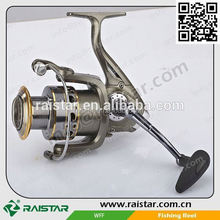Fishing tackle fishing gear fishing reel metal spool WFF500-6000 ranchu goldfish