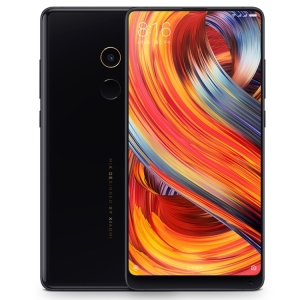 wholesale send free gift Xiaomi MI MIX 2 RAM 8GB ROM 64GB128GB 256GB Ultrasonic Distance Sensor Fingerprint 5.99 inch smartphone