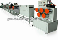 PP/PET packing strap production line PP PET strap band plastic packing strip making machine