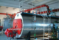 Used Gas Fired Oil Heat Boiler