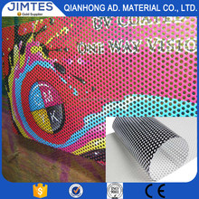 JIMTES one way vision film, one way vision window film, one way vision signs